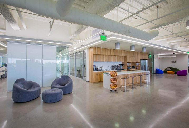 Corporate Offices Evolving For Employee Engagement, Amenities