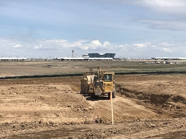 J.A. Green Breaks Ground On JAG Logistics Center At DIA