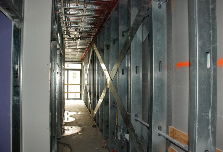 Replacing Concrete Framing With Light Gauge Metal Can Cut Costs By 10%