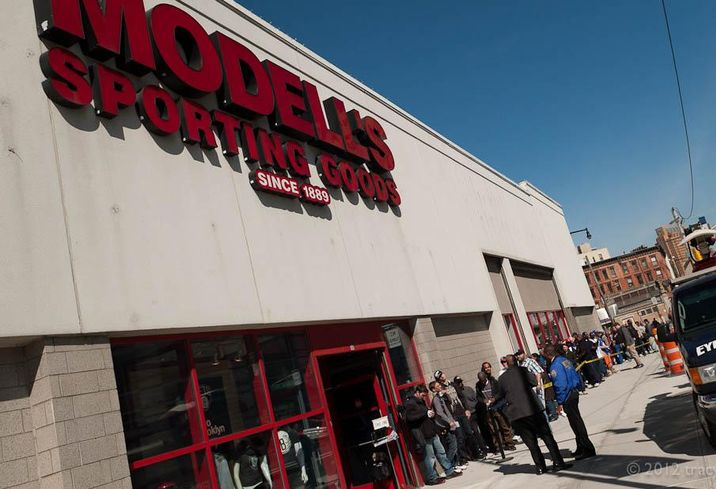After More Than A Century In Business, Modell's Sporting Goods To Close All Stores