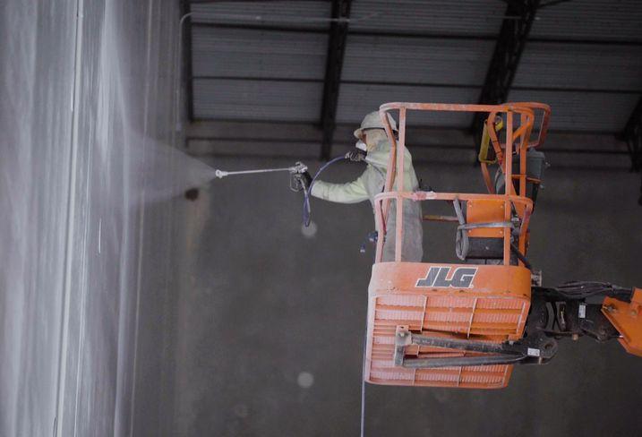 Graydaze contractor working