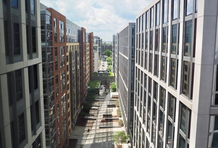 The 2 7M SF Project That Kicked Off NoMa's Development Wave