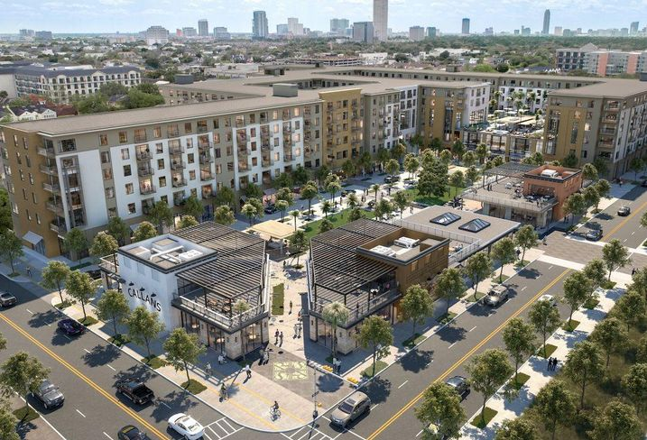8 Mixed-Use Projects Coming To Houston