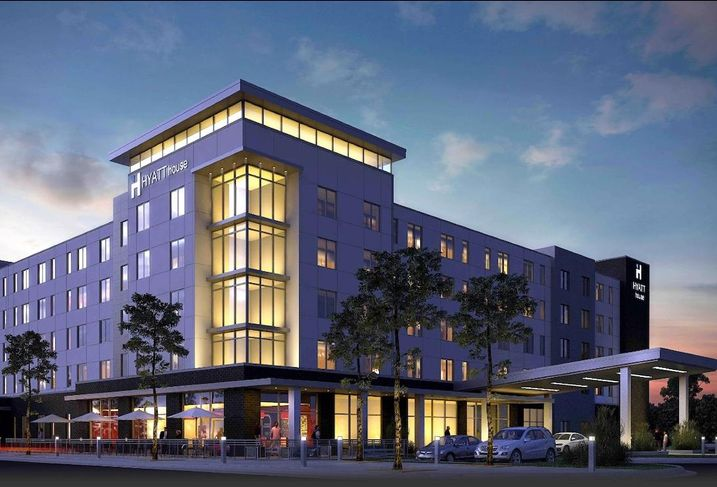 5 Hotels Under Construction In Houston