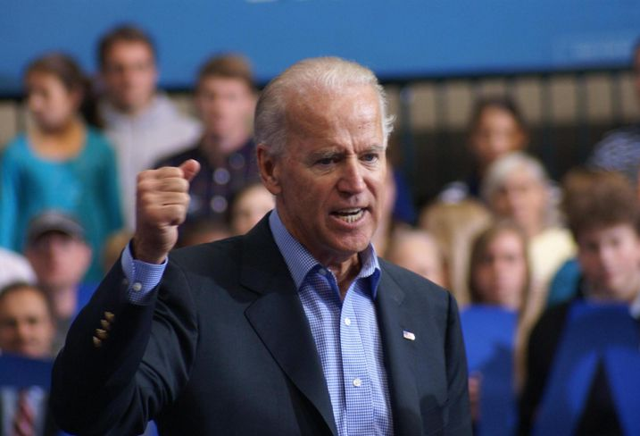 Report: Joe Biden Picks Philadelphia's Centre Square For Presidential Campaign Headquarters