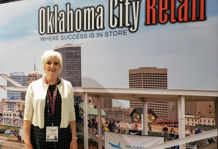 Catherine O'Connor is the president and CEO of the Alliance for Economic Development of Oklahoma City, a nonprofit corporation