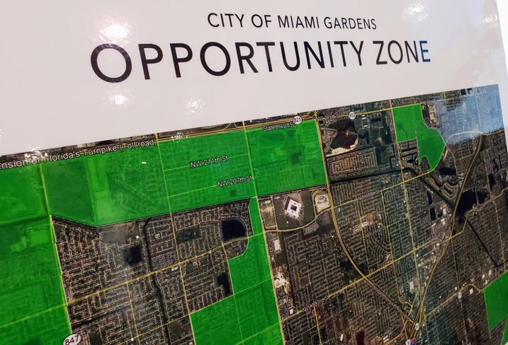 City of Miami Gardens Opportunity Zone