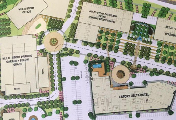 RREAF Kicks Off Phase 1 Of Southlake Mixed-Use Development