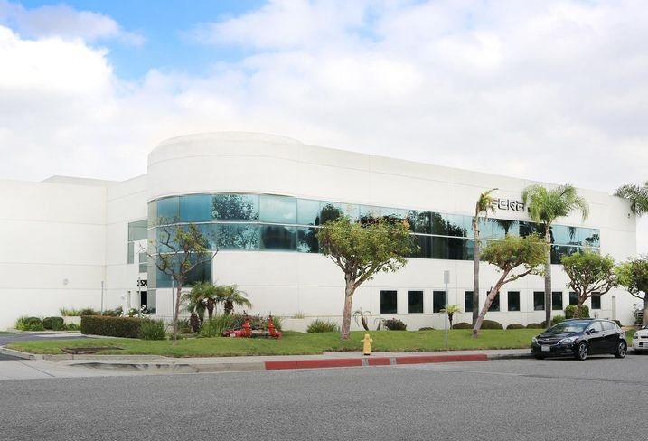 Industrial building at 3521 Challenger St. in Torrance