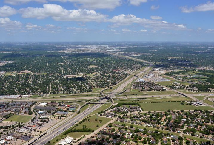 LBJ Freeway Project To Relieve Dallas Congestion Gets Fluor, Balfour Beatty As Leaders