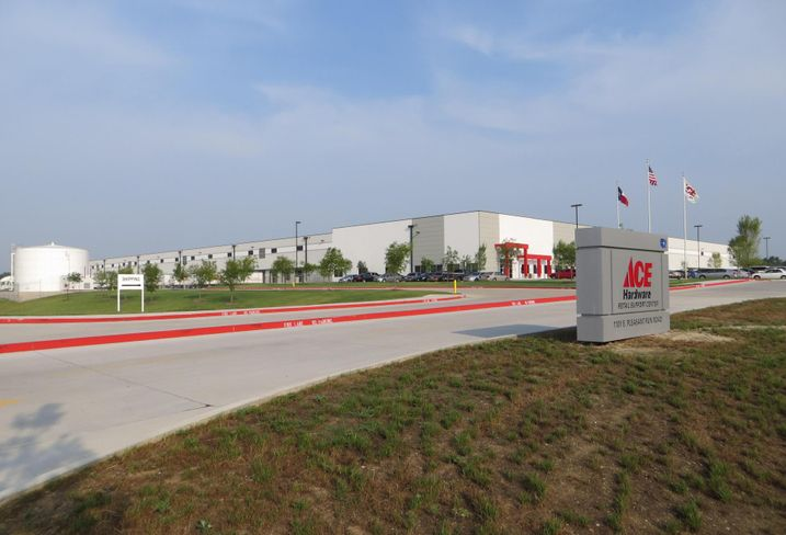 Ace Hardware Bets On Wilmer Industrial Hub, Expands Facility By 450K SF