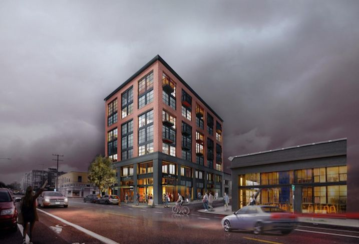 SeaLevel Properties Breaks Ground On Capitol Hill Mixed-Use Building