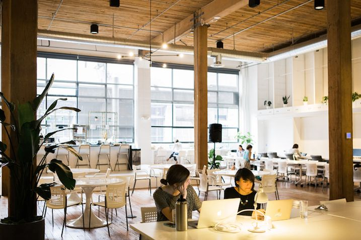 Riveter Acquires Women In Kind Coworking Company