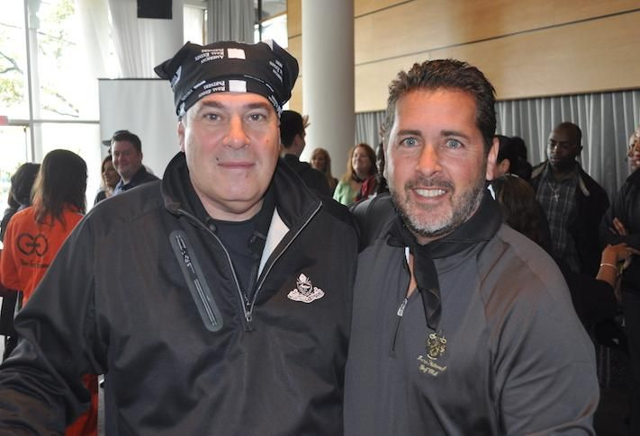 American Real Estate Partners CEO Doug Fleit and President Brian Katz