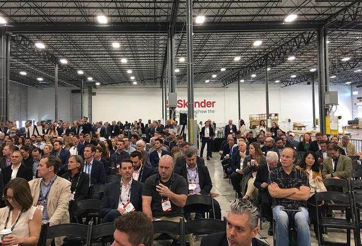 Skender factory event 2