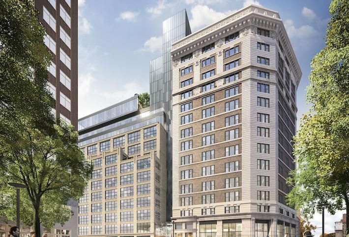Climbing Rents, Big Leases Are Dominating The NYC Office Market. How Long Can It Last?