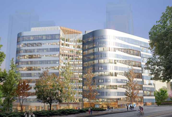 Cross-Laminated Timber Will Save Time, Labor Costs On Local Commercial Construction Projects