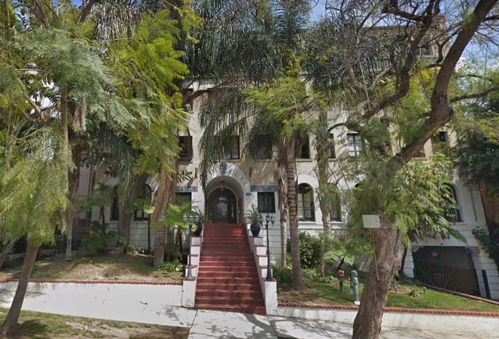 Casa Real in West Hollywood