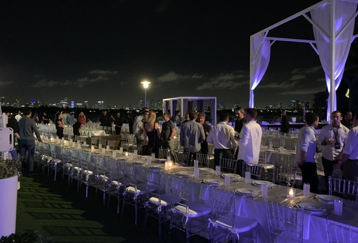 Inside The Invite-Only Retreat For Real Estate's Emerging Elite