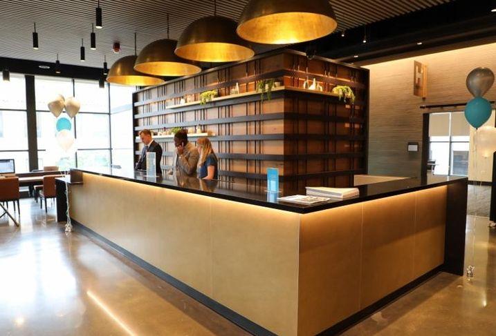 Hyatt House Bar