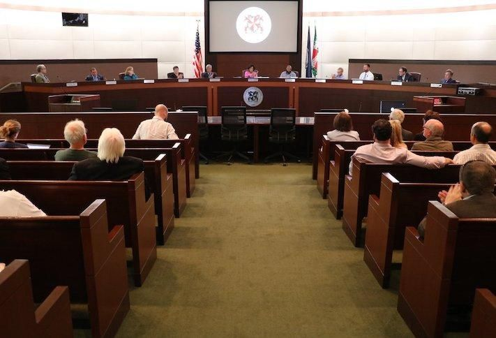 The Loudoun County Board of Supervisors