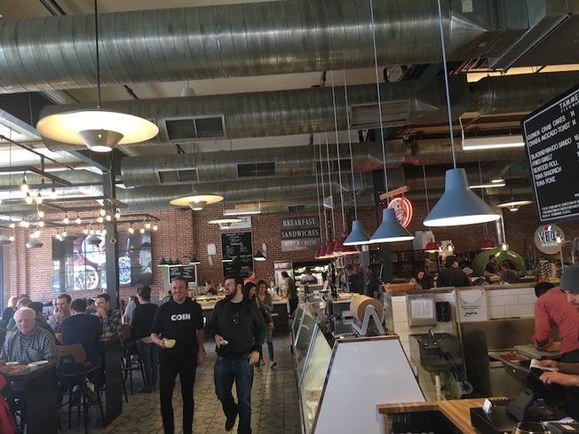 From Food Halls To Unique Goods, Millennials Change Demand In Retail