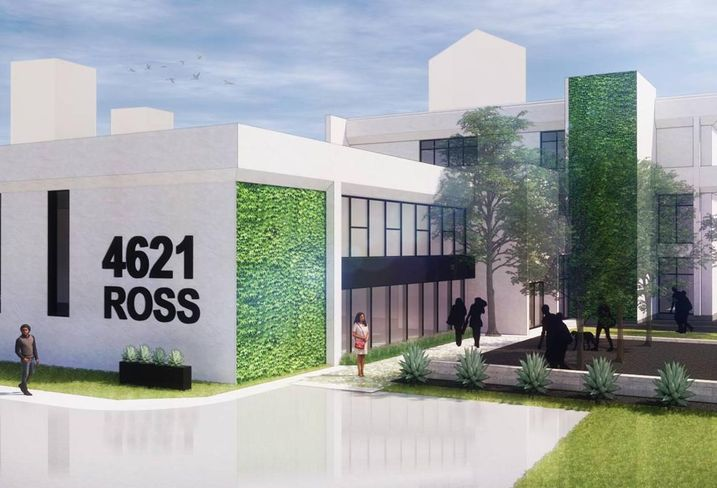 EXCLUSIVE: M2G Ventures Nabs 4621 Ross Ave. Property For Mixed-Use Office, Retail Development