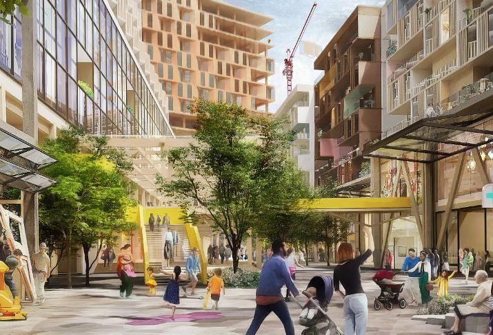 Toronto Officials Balk At Sidewalk Labs' Expanded Smart City Plan