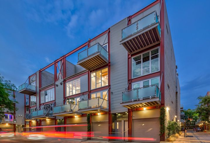 The Enclave at 3450 Cahuenga Blvd. in Studio City