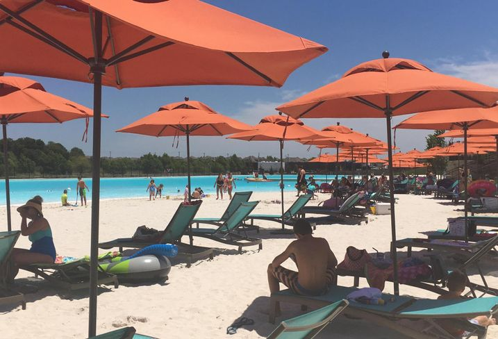 DFW Developers Take Notice Of Caribbean-Like Crystal Lagoons As First One Opens In Prosper