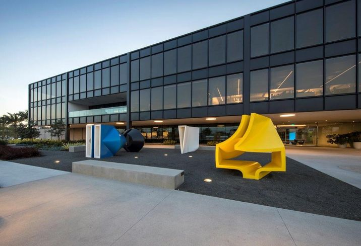 OceanWest and Lionstone Partners purchased the Class A, three-story creative office building