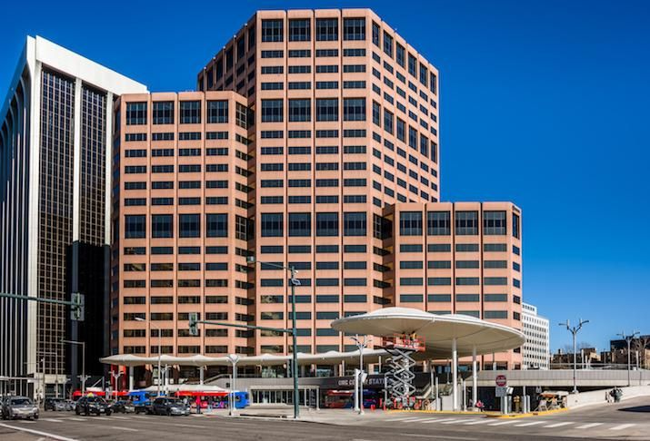 California Firm Acquires Civic Center Plaza
