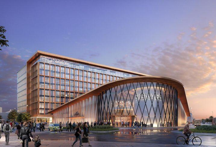 Millennium Partners Affiliate Proposes 900K SF Seaport Innovation Campus