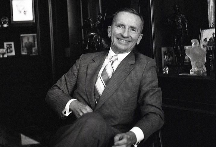 Corporate Campus Developer, Presidential Candidate And Billionaire Ross Perot Dies