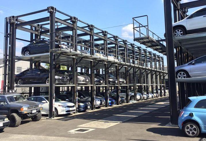 Parkplus parking system