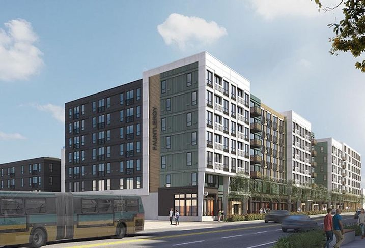 Apartments, Retail Planned For West Seattle