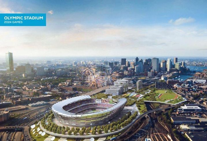 Boston 2024 Supporters Said The Olympics Would Have Fixed The T. Economists In 2019 Aren't So Sure