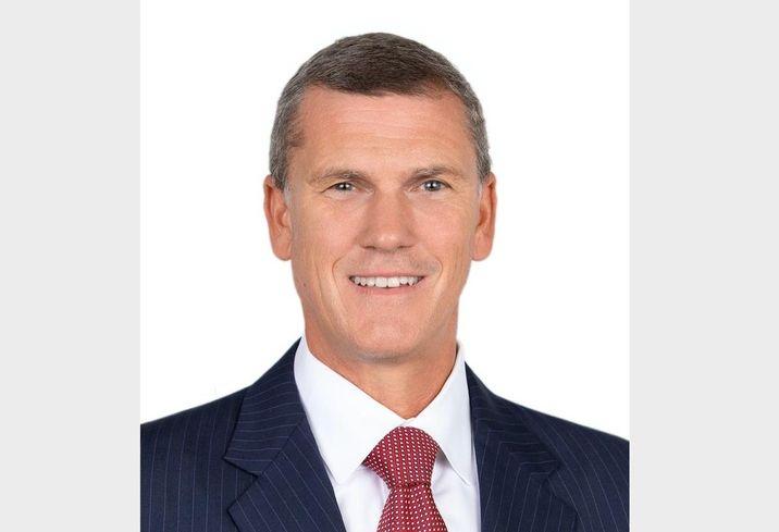 Kidder Mathews Senior Vice President Jim Wynne
