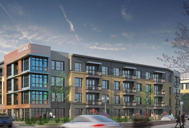 Despite Neighborhood Resistance, Wolverine Interests' Allen City Center Passes Planning & Zoning