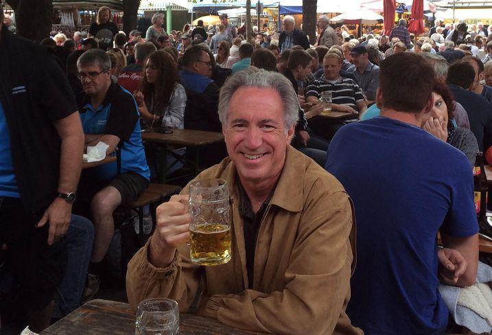 HED Chairman Peter Devereaux in Munich