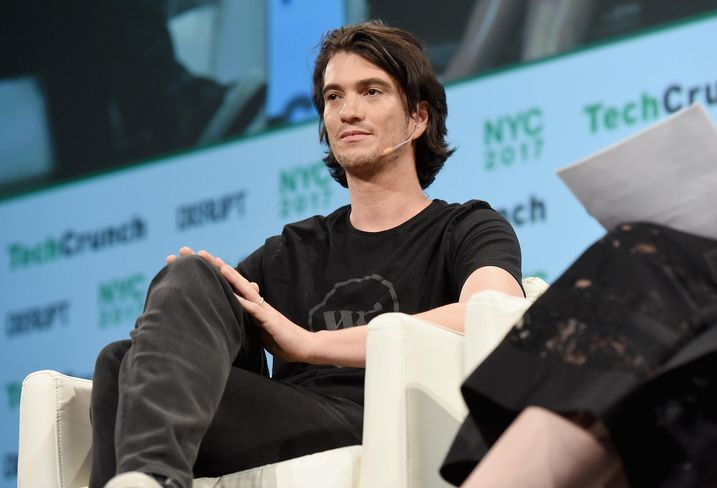 Adam Neumann's Alleged Self-Dealing At WeWork Under Investigation By SEC, N.Y. Attorney General