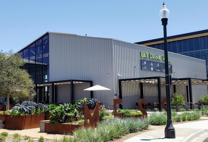 Lincoln Property's Mess Hall Market in Tustin