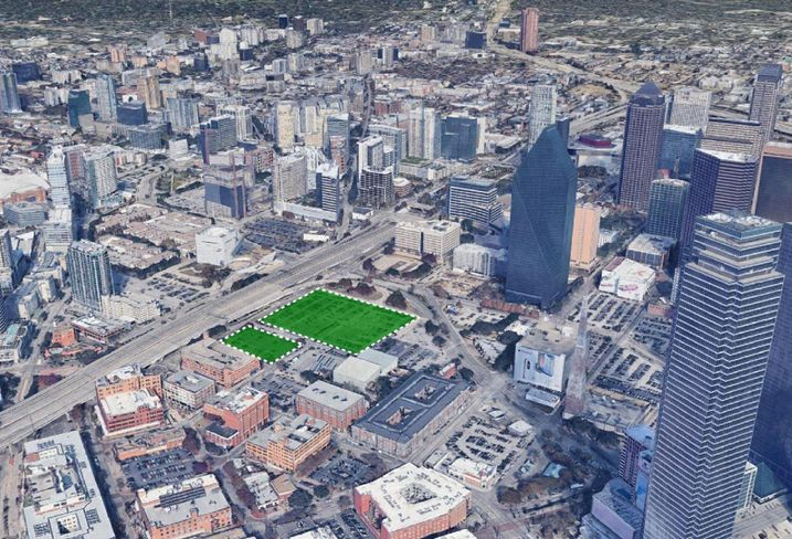 JV Nabs Downtown Dallas Tracts Zoned For 5M SF Of Development