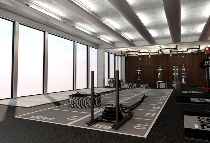 Gym Design: Making Fitness The Ultimate Retention Tool