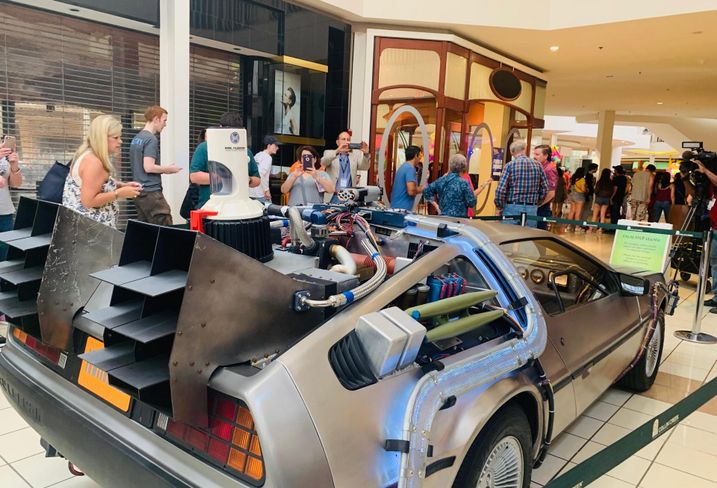 The Long Goodbye: Party In The Food Court As Residents Bid Adieu To Collin Creek Mall