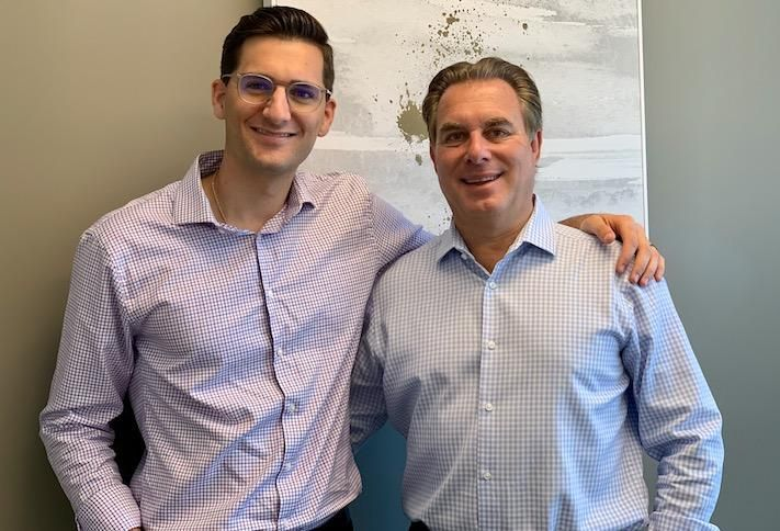 Melnick Real Estate Advisors' Jesse Mates and Scott Melnick