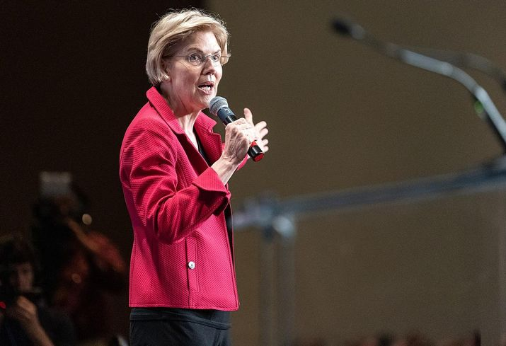Elizabeth Warren Proposes Ban On Non-Carbon-Neutral Construction