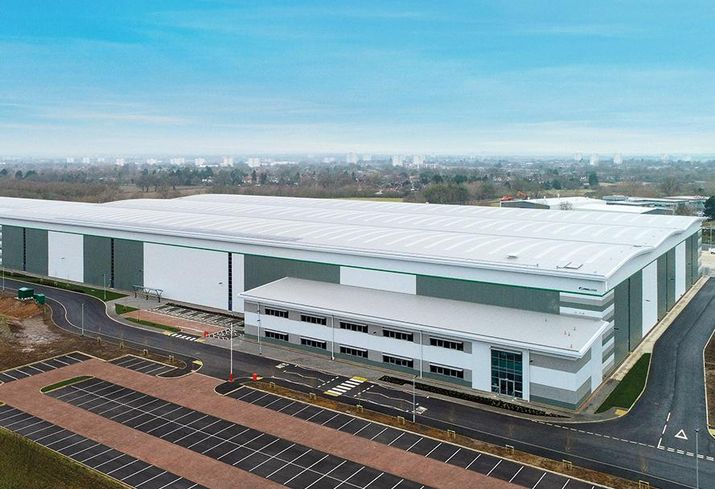 Prologis Park Birmingham Interchange (PPBI) in Solihull to global automotive supplier, International Automotive Components Group (IAC) – a leading global supplier of automotive components and systems.