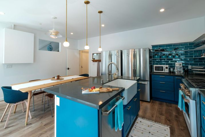 Starcity San Francisco shared kitchen