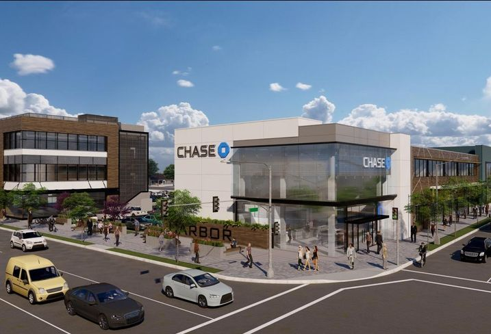 Primior broke ground on First Harbor Plaza, a 40K SF mixed-use development to be anchored by Chase bank in Santa Ana